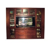 <center><b>OFFICE WALL UNIT</b></br>Select Tasmanian Oak