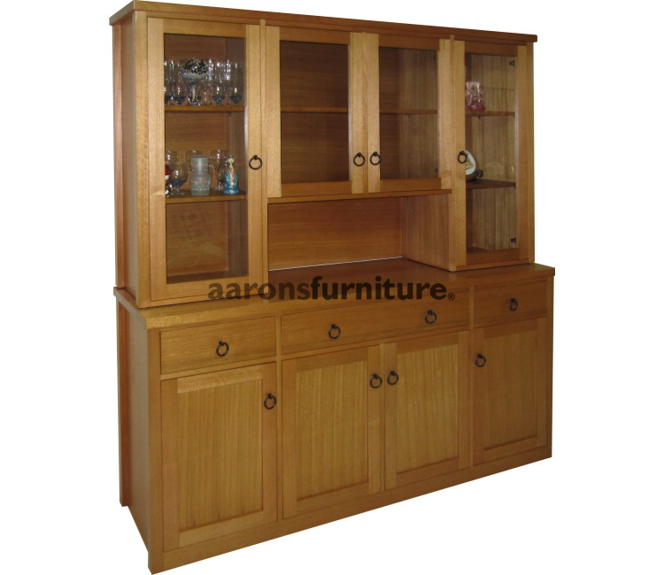 p fashion and wooden furniture buffet hutch in corona