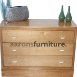 <center><b>KANSIS DRAWERS</b><br>Dressing Table<br>Select Tasmanian Oak</center>