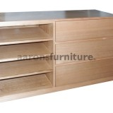<center><b>BEDROOM TV UNIT</b></br>Select Tasmanian Oak
