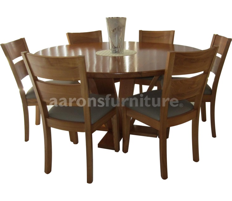 Dining aarons furniture custom made australian