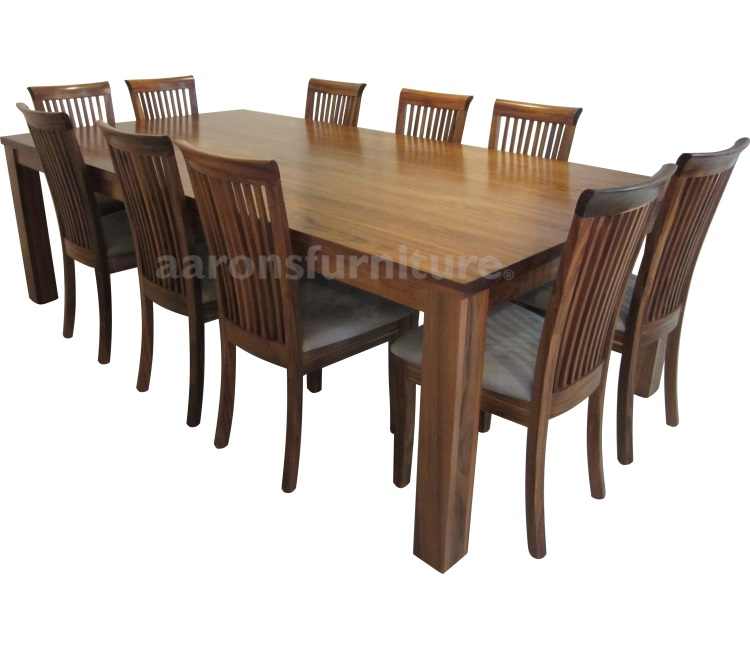 Dining Aarons Furniture Floor Stock Sale Tasmanian