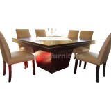 Dining Aarons Furniture Tasmanian Oak Blackwood