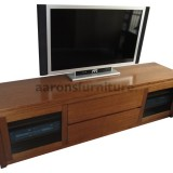 <center><b>ROSSI Lowline</b></br>Select Tasmanian Oak</br>2000 wide</br>with drawers and doors