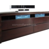 <center><b>NORTON Lowline</b></br>Select Tasmanian Oak</br>2000 wide</br>with drawers