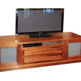 <center><b>CAPRI Lowline</b></br>Blackwood</br>2000 wide</br>with drawers and doors