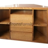 <center><b>OSLO Corner Unit</b></br>Select Tasmanian Oak</br>1200 wide</br>with drawers