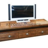 <center><b>NORSEMAN Lowline</b></br>Rough Tasmanian Oak</br>2000 wide</br>with drawers