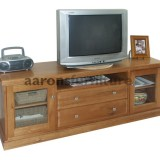 <center><b>VENICE Lowline</b></br>Tasmanian Oak</br>2000 wide</br>with drawers and doors