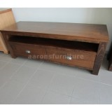 <center><b>NORSEMAN Lowline</b></br>Rough Sawn Tasmanian Oak</br>1500 wide</br>with drawers