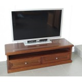 <center><b>CAPRI Lowline</b></br>Select Tasmanian Oak</br>1300 wide</br>with drawers