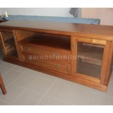 <center><b>CAPRI Lowline</b></br>Select Tasmanian Oak</br>2000 wide</br>with drawers and doors