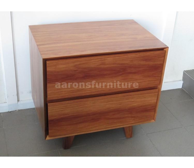 DENMARK Bedside Table Blackwood
