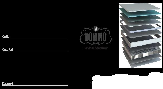 Domino Lavish Medium Config