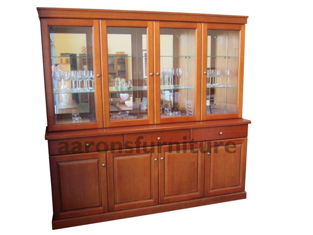 Buffet And Hutches Aarons Furniture Floor Stock Sale Tasmanian Oak Blackwood Spotted Gum